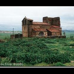 Iglesia de Montenegro de Agreda